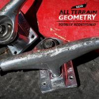 New Tensor All Terrain Geometry Trucks