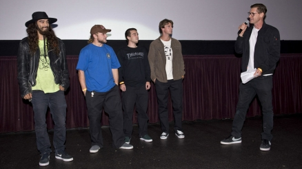 The Flat Earth Premiere Photos