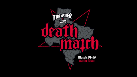 <span class='eventDate'>March 14, 2019 - March 16, 2019</span><style>.eventDate {font-size:14px;color:rgb(150,150,150);font-weight:bold;}</style><br />Death Match Austin 2019 Set Times