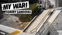 My War: Tommy Sandoval