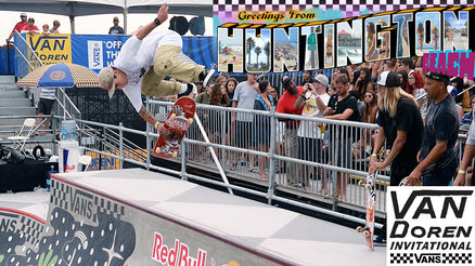 "Van Doren Invitational 2014: ""Cardiel Cash"" Best Trick"