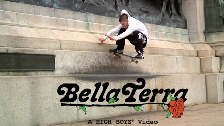 "HIGH's ""Bella Terra"" Video"