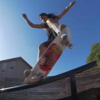Backyard session with David Gonzalez