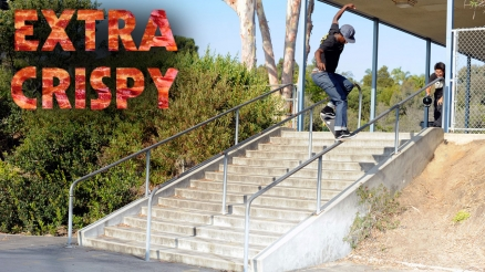 "Tre Williams' ""Pig Wheels"" Part"