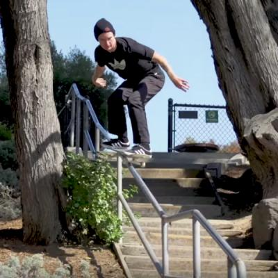 "Stoke Skateboarding's ""Fardell"" Video"