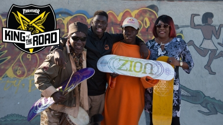 King of the Road Season 3: Zion's Pro Surprise!
