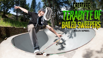 "Willis Kimbel's ""Terabyte of Bailed Sweepers"" Part"