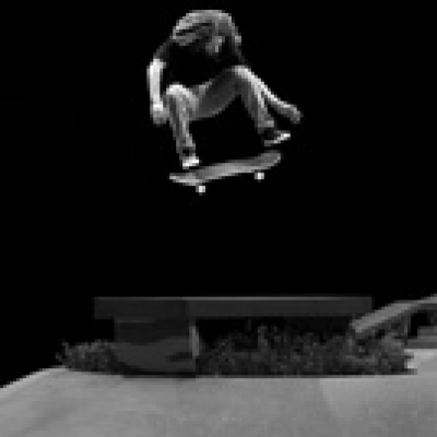Tommy Sandoval at the Street League