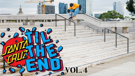 "Santa Cruz's ""Til the End"" Vol. 4"
