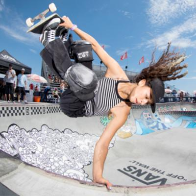 Vans Park Series Huntington Beach: Women's Live Webcast