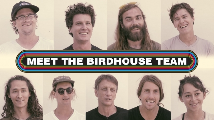 Meet the Birdhouse Team