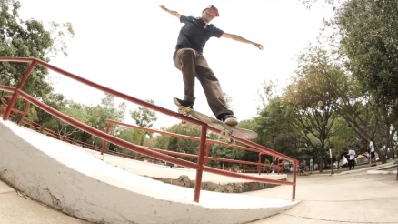 "Kilian Zehnder's ""Official"" Part"