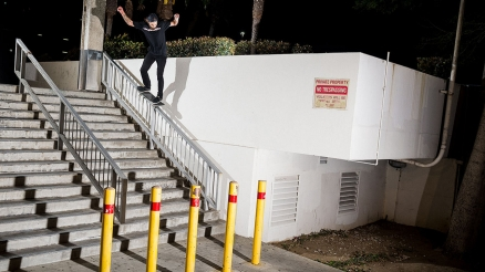 "Rough Cut: Clint Walker's ""Saturdays"" Part 1"