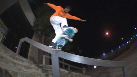 "Ish Cepeda's ""Saturn's Son"" Part"