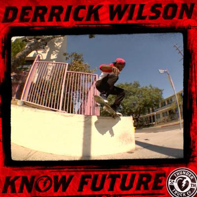 "Derrick Wilson's ""Know Future"" Video"