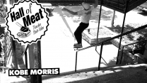 Hall of Meat: Kobe Morris