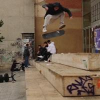 Sasha Tushev for Footwork Skate