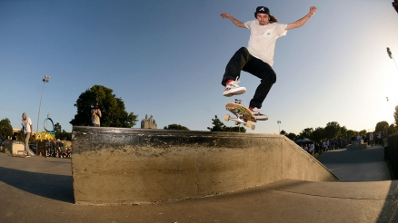 Vans Scorchin' Summer: Kyle Walker Day