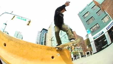 "Green Apple Skateshop's ""Gang Green"" Video"