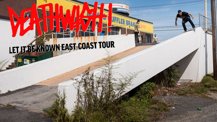 "Deathwish's ""Let It Be Known"" Tour Video"