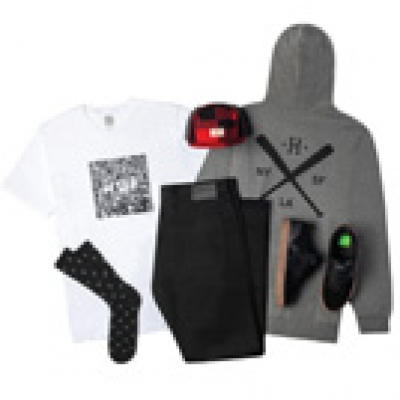 Win a Huf Holiday Pack