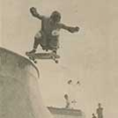 Loveletters to Skateboarding: Over the Edge