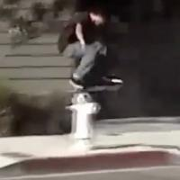 "Baby Amy Skate Co.'s ""Curbs on Fire"" Video"