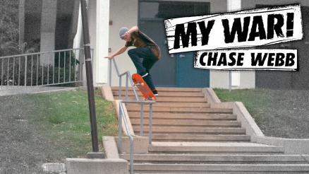 My War: Chase Webb