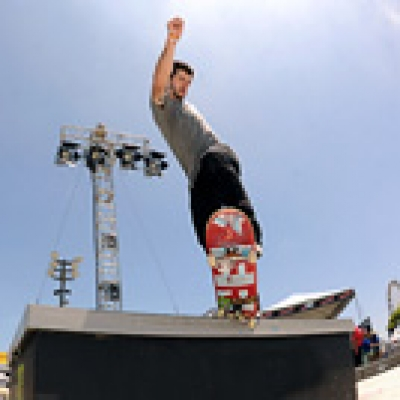 Maloof Money Cup Finals