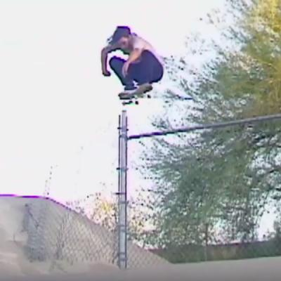 "Creature Feature: Ryan Reyes' ""CSFU"" Part"