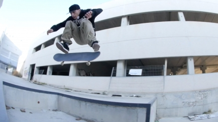 "Antony Lopez's ""Streetnology"" Part"