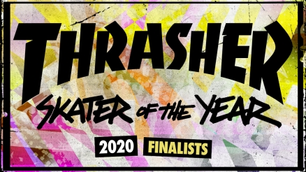 Who should be the 2020 Skater of the Year?