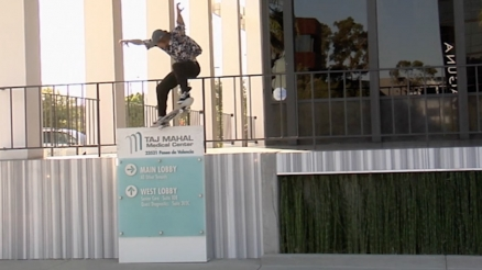 "Jordan Maxham's ""Grizzly Grip"" Part"