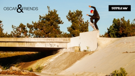 "Supra's ""Oscar & Friends"" Video"