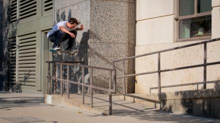 Roger Skateboards'