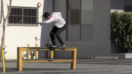 "Austyn Gillette's ""HUF"" Part"