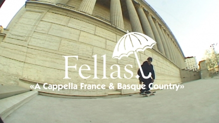 "Hélas' ""Fellas: A Cappella France and Basque Country"" Video"