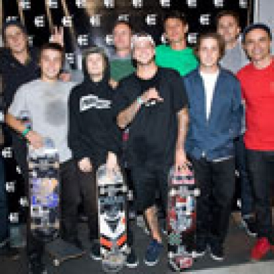 Sheckler Celebrates 15 Years with Etnies