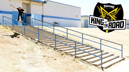 King of the Road 2015: Webisode 8