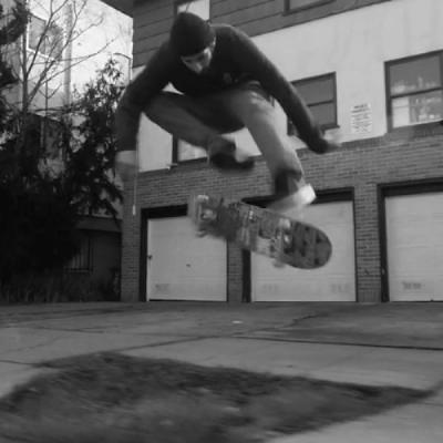 Nike SB's IW Dunk Session