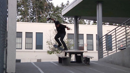 "Micky Papa's ""Blinded"" Part"
