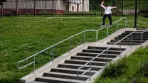 "Rough Cut: Kevin Braun's ""Foam Rollin'"" Part"