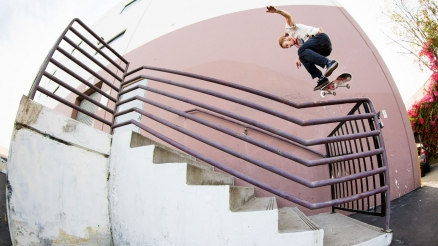 Deathwish Part Two: Lizard King and Jon Dickson