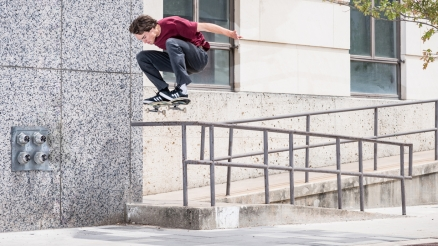 "Ryan Thompson's ""Launch"" Part"