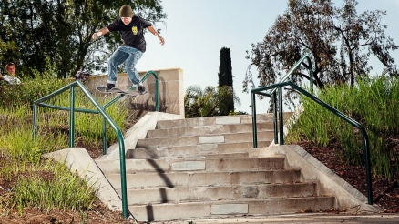 "Unwashed: Aidan Campbell's ""Oddity"" Part"