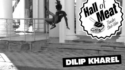 Hall of Meat: Dilip Kharel