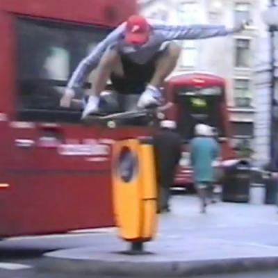 "Palace Skateboards' ""Palasonic"" Video"