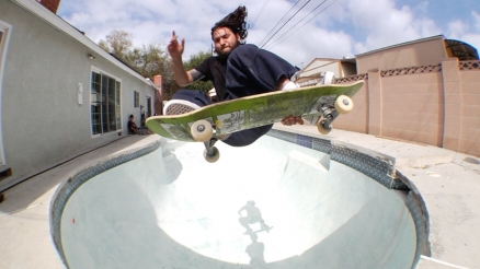 "Ronnie Sandoval's ""FIRME"" Part"
