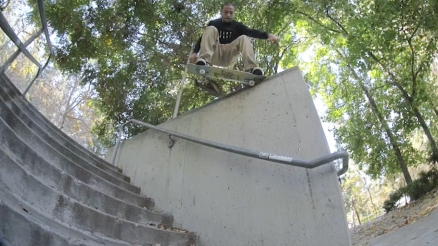 "Rough Cut: Youness Amrani's ""Up Against the Wall"" Part"