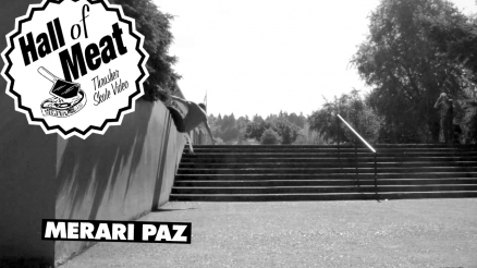 Hall Of Meat: Merari Paz